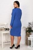 Платье 25004 (N) (Синий) (Фото 2)