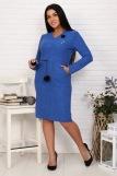 Платье 25004 (N) (Синий) (Фото 4)