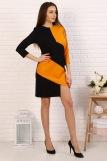 Платье 10376 (N) (Горчица) (Фото 2)