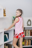 Пижама 21507 детская (N) (Розовый) (Фото 2)