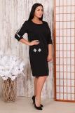 Платье 31507 (N) (Черный) (Фото 1)