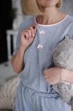 Женский костюм ЖК 034 (T) (Серый) (Фото 1)