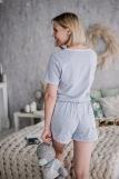 Женский костюм ЖК 034 (T) (Серый) (Фото 4)