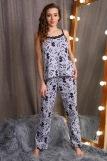 Пижама 15119 (N) (Серый) (Фото 1)