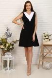 Платье 10386 (N) (Черный) (Фото 1)