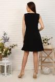 Платье 10386 (N) (Черный) (Фото 3)