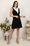 Платье 10386 (N) (Черный) (Фото 4)
