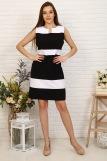 Платье 10385 (N) (Черный) (Фото 3)