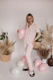 Женская пижама ЖП 061 (T) (Принт заяц) (Фото 3)