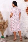 Сорочка 12894 (N) (Розовый) (Фото 2)
