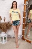 Пижама 30507 (N) (Желтый) (Фото 1)