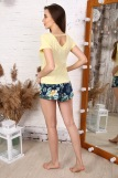 Пижама 30507 (N) (Желтый) (Фото 3)