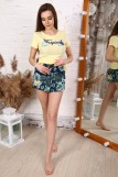 Пижама 30507 (N) (Желтый) (Фото 4)