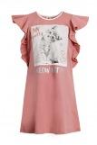 Платье Гаяне детское (N) (Сухая роза) (Фото 3)
