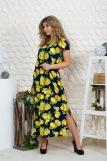 """643 Платье """"лимоны"""" (ST) (Фото 2)"""