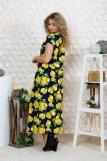 """643 Платье """"лимоны"""" (ST) (Фото 3)"""