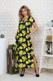 """643 Платье """"лимоны"""" (ST) (Фото 4)"""