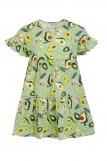 Платье Оттавия детское (N) (Зеленый) (Фото 3)