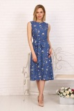 Платье П155д (N) (Фото 3)
