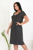 Платье 13463 (N) (Черный) (Фото 4)