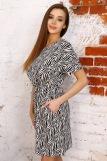 Платье 2633 (N) (Черный) (Фото 4)