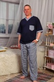 №ПМ15-2 Мужская пижама (Фото 2)
