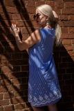 Сорочка 6371 (N) (Голубой) (Фото 2)