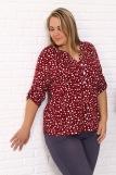 Блуза 5940 (N) (Фото 6)
