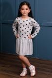 Платье 10487 детское (N) (Звезды) (Фото 1)