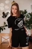 Женский костюм ЖК 029 (T) (Черный (801)) (Фото 1)