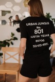 Женский костюм ЖК 029 (T) (Черный (801)) (Фото 3)
