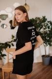 Женский костюм ЖК 029 (T) (Черный (801)) (Фото 4)