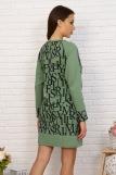 Платье 2397 (N) (Фисташковый) (Фото 3)